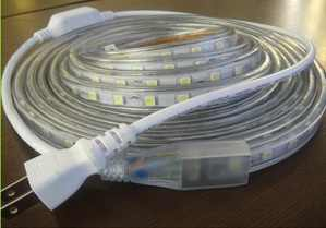 led high power led strip 220 volt 500 watt 50 meter rgb