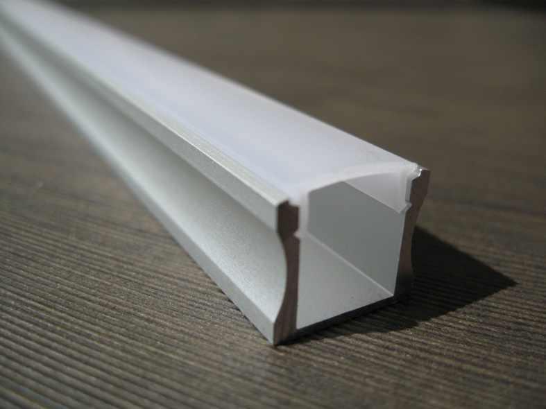 Led Profiel Slim Line 15mm Led Aluminium En Rvs Profielen