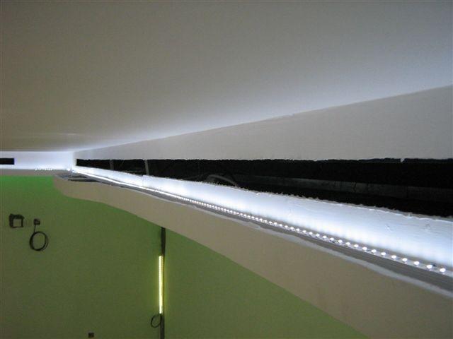 Led strip high power volt led aluminium en rvs profielen uw