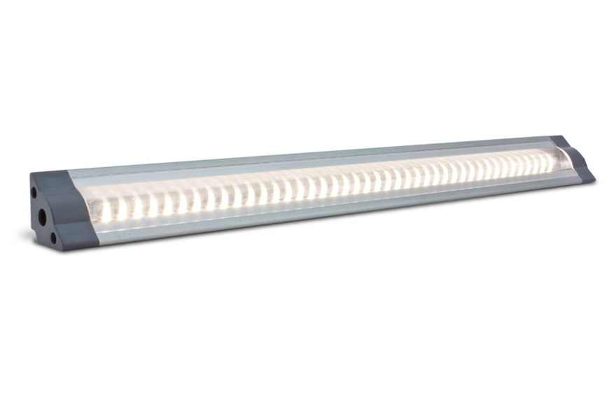 LED Strip | Plat | Type Corner LO | 100 Cm | Daglicht Wit | 11 Watt | 24 Volt